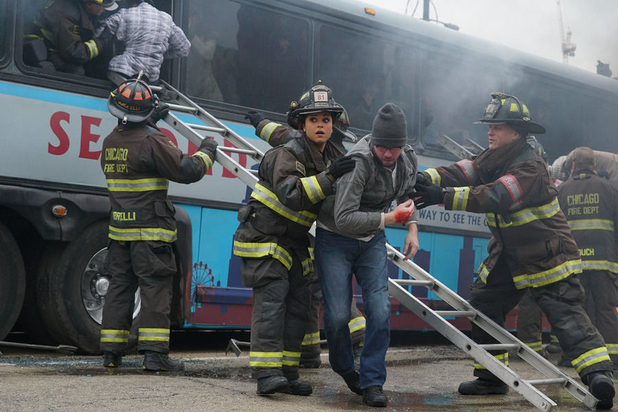 Chicago Fire S4E12 Not Everyone Makes It