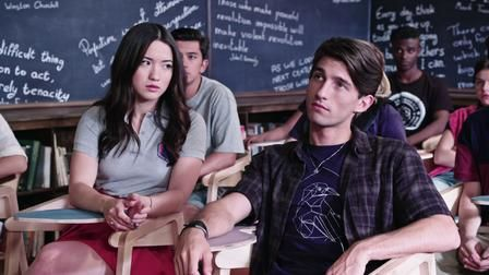 Greenhouse Academy S2E6 The Workshop
