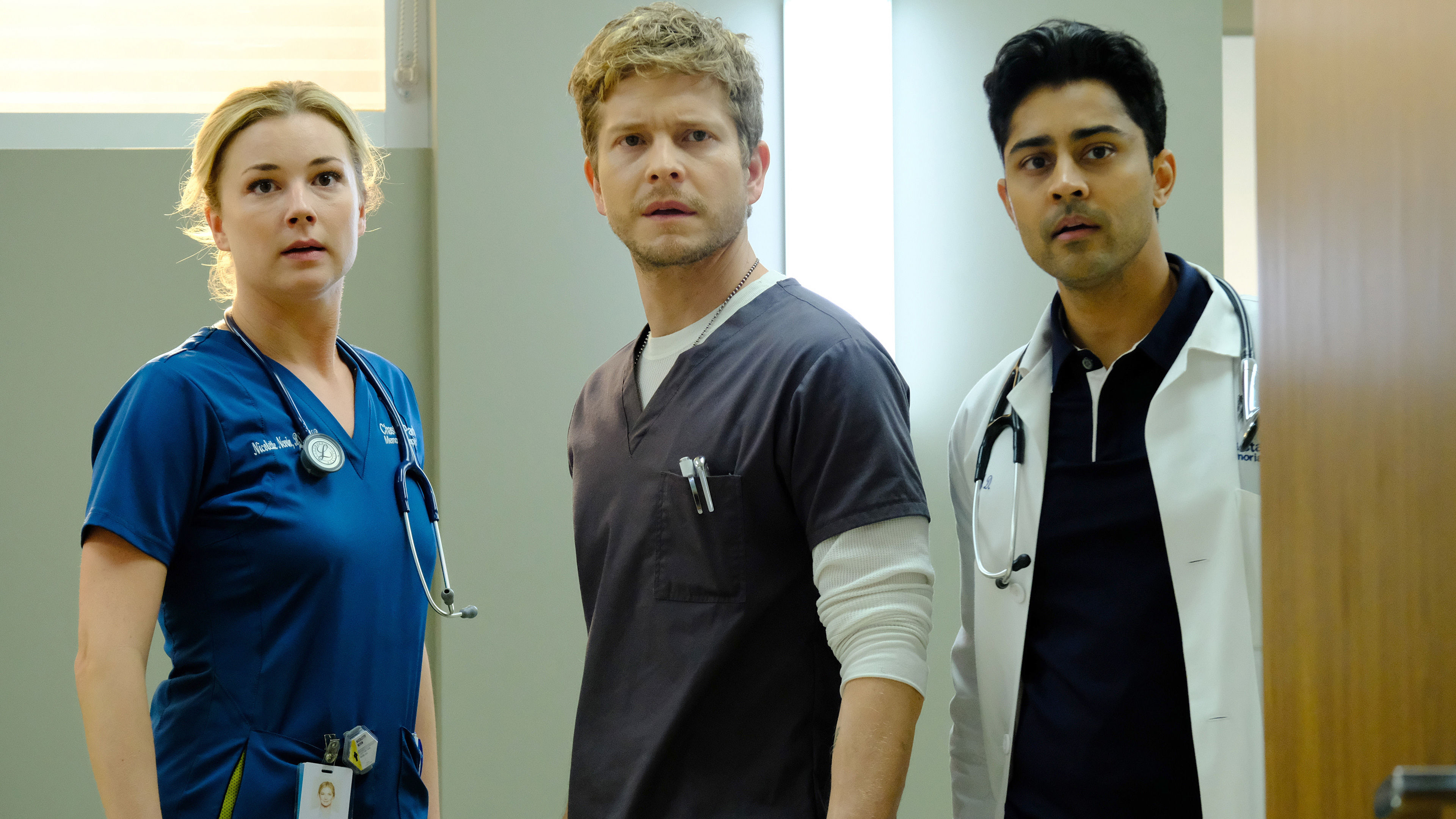 The Resident S1E3 Comrades in Arms