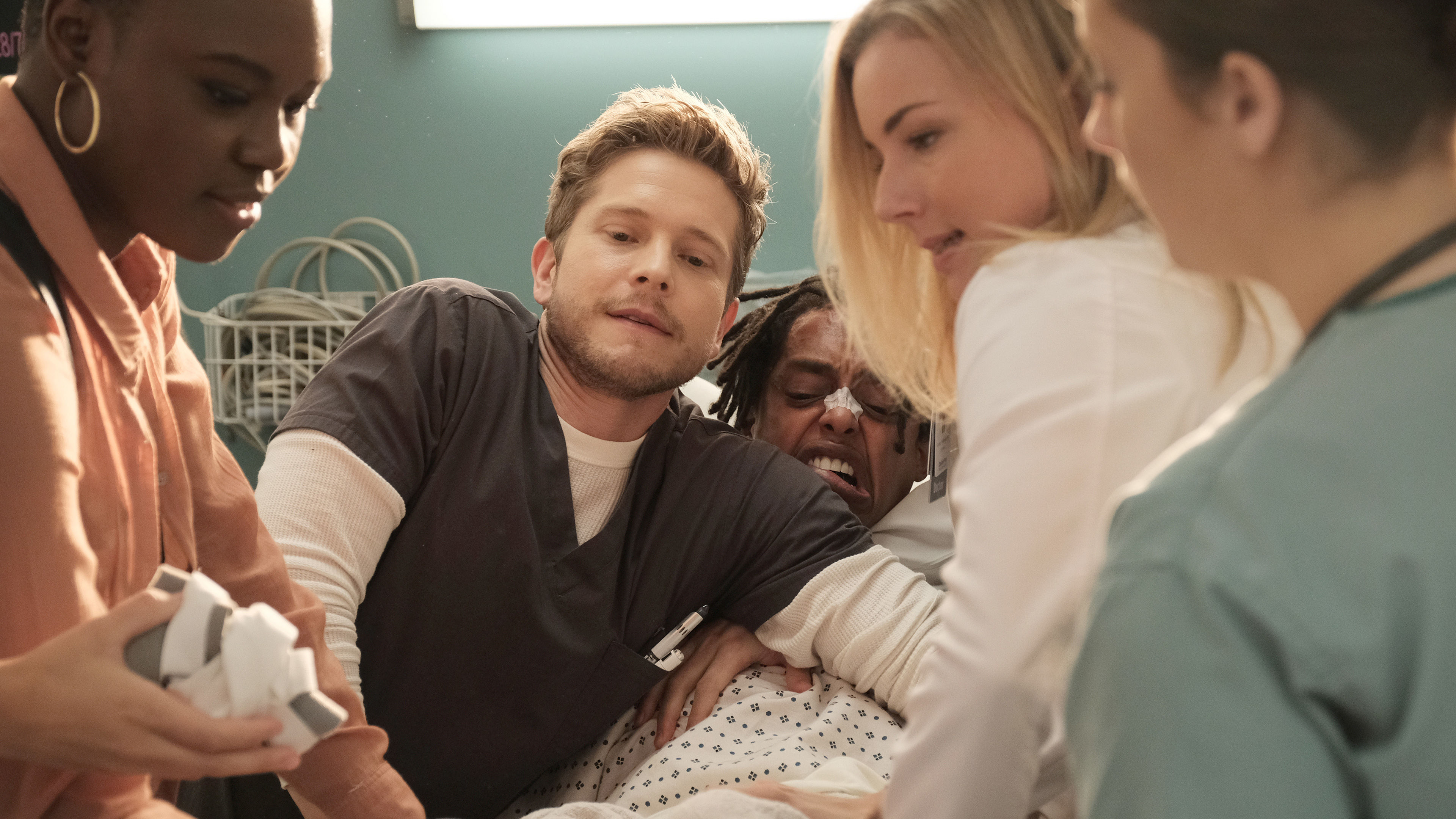 The Resident S1E6 No Matter the Cost