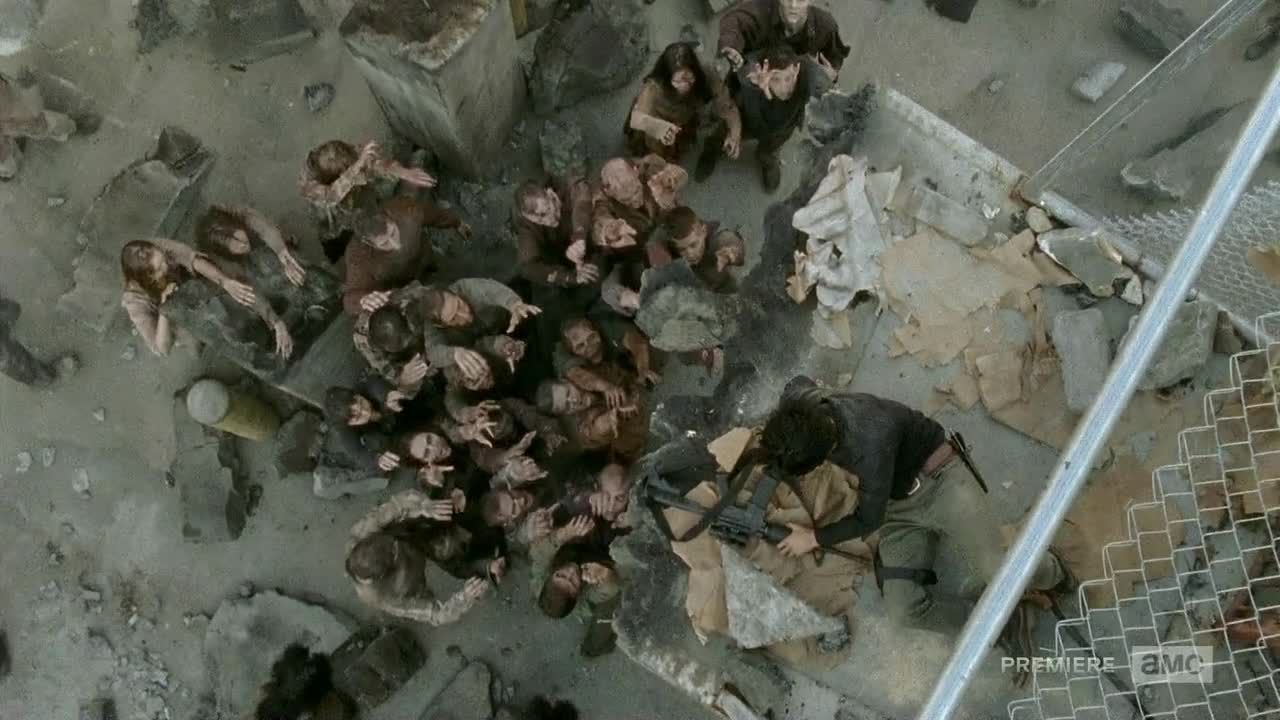 The Walking Dead S4E10 Inmates