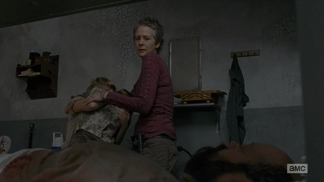 The Walking Dead S4E2 Infected