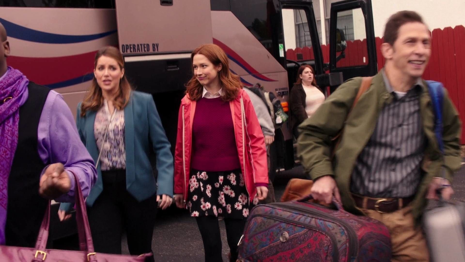Unbreakable Kimmy Schmidt S1E12 Kimmy Goes to Court!